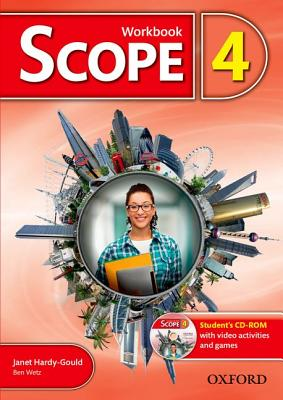 Scope: Level 4: Workbook with Student's CD-ROM (Pack) -