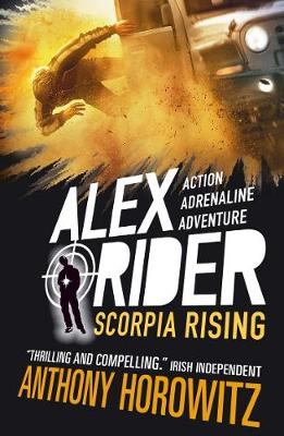 Scorpia Rising - Horowitz, Anthony