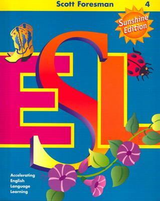 Scott Foresman ESL Sunshine Edition Language Development Activity Book G G - Longman Publishing (Creator)
