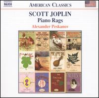 Scott Joplin: Piano Rags - Scott Joplin/Alexander Peskanov