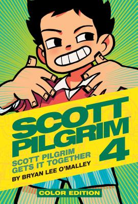 Scott Pilgrim Vol. 4, Volume 4: Scott Pilgrim Gets It Together - O'Malley, Bryan Lee