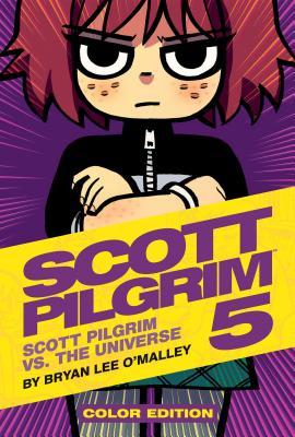 Scott Pilgrim Vol. 5: Scott Pilgrim vs. the Universe - O'Malley, Bryan Lee