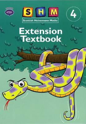 Scottish Heinemann Maths 4: Extension Textbook Single -