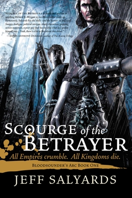 Scourge of the Betrayer - Salyards, Jeff
