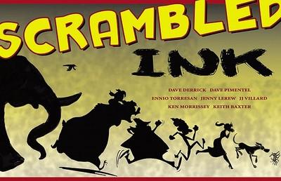 Scrambled Ink - Derrick, David G, Jr., and Lerew, Jenny, and Morrissey, Ken