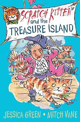 Scratch Kitten and the Treasure Island - Green, Jessica