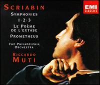 Scriabin: Symphonies Nos. 1, 2, 3; La Poème de l'extase; Prométhée - Dmitri Alexeev (piano); Frank Kaderabek (trumpet); Michael Myers (tenor); Stefania Toczyska (mezzo-soprano);...
