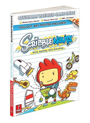 Scribblenauts: Officially Licensed Game Guide - Browne, Catherine