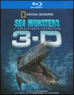 Sea Monsters: A Prehistoric Adventure [2D/3D Anaglyph] [Blu-ray] - Sean MacLeod Phillips