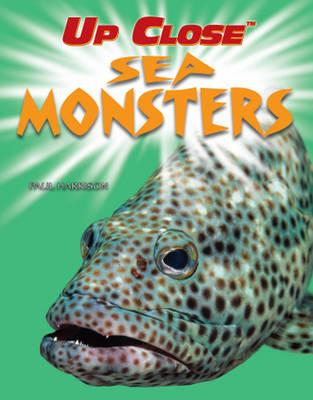 Sea Monsters - Harrison, Paul