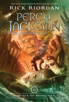 Sea of Monsters - Riordan, Rick