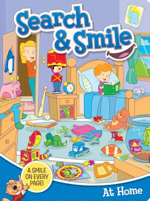 Search and Smile at Home - Johnson, Monica