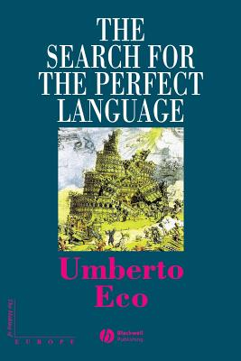 Search For Perfect Language - Eco, Umberto
