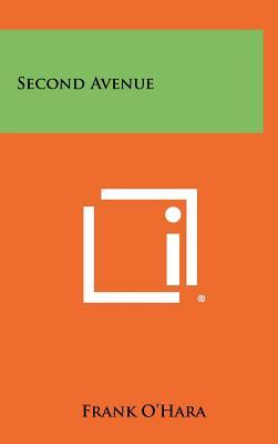 Second Avenue - O'Hara, Frank, Professor