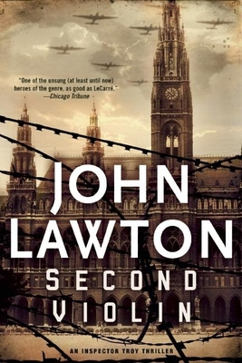 Second Violin: An Inspector Troy Thriller - Lawton, John