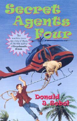 Secret Agents Four - Sobol, Donald J