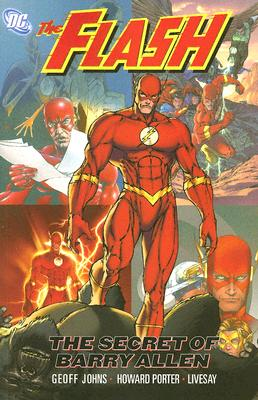 Secret of Barry Allen - Johns, Geoff