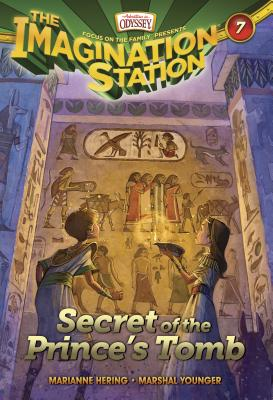 Secret of the Prince's Tomb - Hering, Marianne, and Younger, Marshal