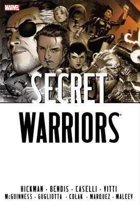 Secret Warriors - Bendis, Brian Michael, and Hickman, Jonathan