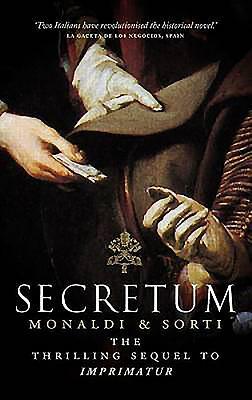 Secretum - Monaldi, Rita, and Sorti, Francesco
