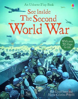 See Inside the Second World War - Jones, Rob Lloyd