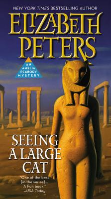 Seeing a Large Cat - Peters, Elizabeth