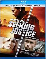 Seeking Justice [2 Discs] [Blu-ray/DVD] - Roger Donaldson
