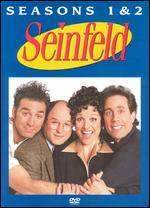 Seinfeld: Seasons 1 and 2 [4 Discs]
