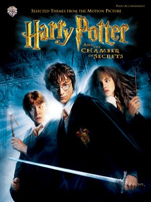 Selected Themes from the Motion Picture Harry Potter and the Chamber of Secrets: Piano Acc. - Williams, John (Composer)