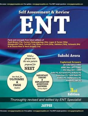 Self Assessment and Review Ent -