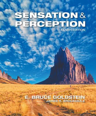 Sensation and Perception - Goldstein, E Bruce, and Brockmole, James