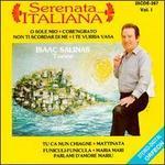 Serenata Italiana, Vol. 1 - Isaac Salinas
