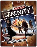 Serenity [Includes Digital Copy] [UltraViolet] [Blu-ray/DVD] [2 Discs]