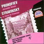 Serge Prokofiev: Alexander Nevsky; Igor Stravinsky: Le Sacre du Printemps