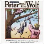 Sergei Prokofiev: Peter and the Wolf; Benjamin Britten: Young Person's Guide to the Orc