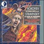Sergei Prokofiev: Scythian Suite, Op. 20; Igor Stravinsky: The Rite of Spring