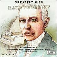 Sergei Rachmaninoff: Greatest Hits - Duo Tal & Groethuysen; Emanuel Ax (piano); Philippe Entremont (piano); Ruth Laredo (piano); Tchaikovsky Chamber Orchestra;...