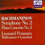 Sergei Rachmaninov: Symphony No. 2/Piano Concerto No. 2