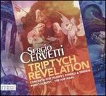 Sergio Cervetti: Tryptych Revelation