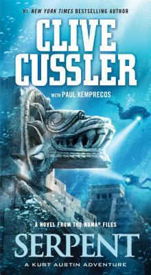 Serpent - Cussler, Clive, and Kemprecos, Paul
