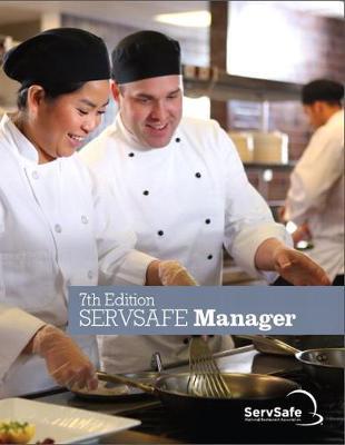 Servsafe Managerbook with Answer Sheet - National Restaurant Association