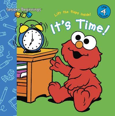 Sesame Beginnings: It's Time! (Sesame Street) - Kleinberg, Naomi, and Moroney, Christopher (Illustrator)