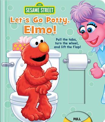 Sesame Street: Let's Go Potty, Elmo! - Froeb, Lori C