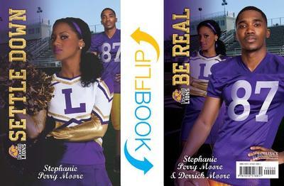 Settle Down / Be Real - Moore, Stephanie Perry