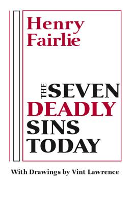 Seven Deadly Sins Today - Fairlie, Henry