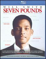 Seven Pounds [Blu-ray] [Includes Digital Copy]