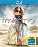 Sex and the City 2 [2 Discs] [Includes Digital Copy] [Blu-ray/DVD]