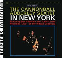 Sextet in New York - Cannonball Adderley Sextet