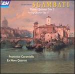Sgambati:  Piano Quintet, Op.5