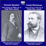 Sgambati/Rheinberger: Piano Concertos